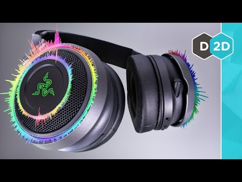 This Razer Headset Lets You FEEL Sound