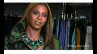 Beyoncé - Instyle Magazine Photo Shoot 2008