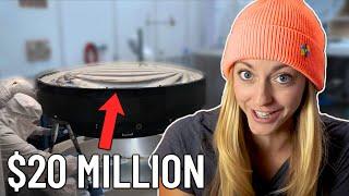 World's Largest Camera Lens