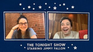 Shailene Woodley Gives Jimmy a Fitspo-Worthy Handstand Tutorial thumbnail