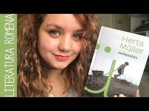 Resenha #47 Depressões, de Herta Müller | Um livro de contos belamente cru!