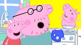 Peppa Pig Official Channel   George Pig's Perfect Day - George's New Clothes