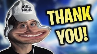 THANK YOU PEWDIEPIE..!
