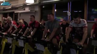 Næstveds borgmester var med i front ved Hjerte Rytternes bike-event.