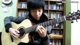 (Titanic Theme) My Heart Will Go On   Sungha Jung