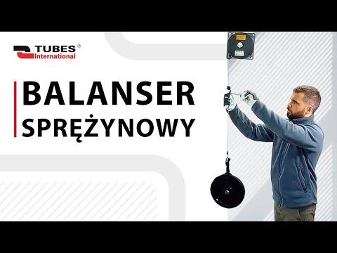 Balansery sprężynowe - sposób działania - zdjęcie