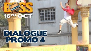 Boss' Jogging Track - Dialogue Promo 4 - Boss