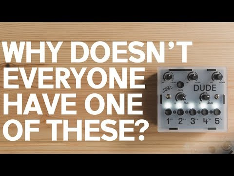Best Mixer Under $100? // Why I bought the Bastl Dude Mixer in 2018