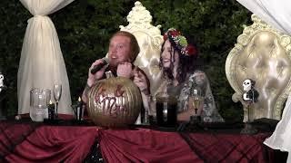 Brett And Alison's Hallowedding