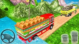 Indian Cargo Truck Driver Simulator | Offroad Truck Driving | Android GamePlay