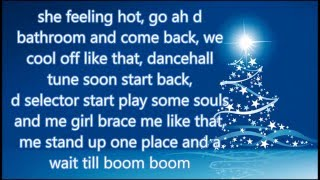 Vybz Kartel - Everyday Is Christmas - Lyrics - November 2015