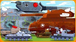 Все серии Американского монстра Мультики про танки
