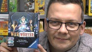Werwörter (Ravensburger) - ab 10 Jahre - Nominiert zum Spiel des Jahres 2019