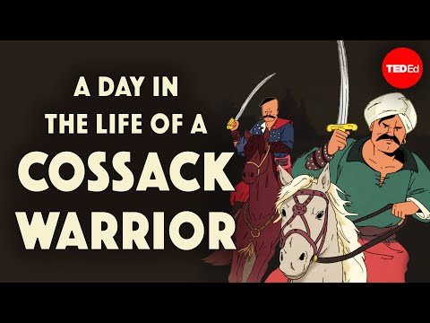 A day in the life of a Cossack warrior – Alex Gendler