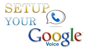 Get a free phone number with Google Voice?! How to setup an account