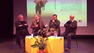 نبيل عمرو يقدم رواية البحث عن جمل المحامل