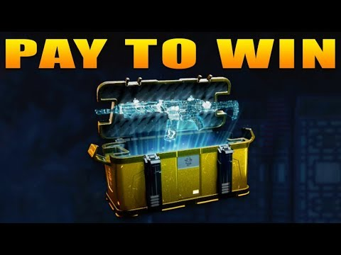 Black Ops 4 is Now Pay To Win!