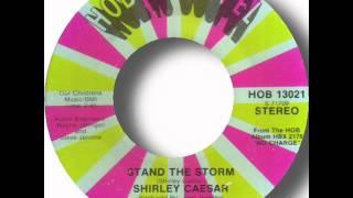Shirley Caesar - Stand The Storm.wmv
