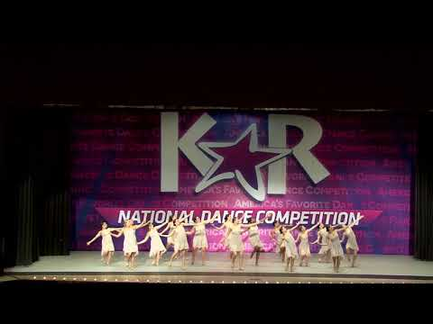 People's Choice// WHAT A WONDERFUL WORLD - Kovacs Studio of Dance [Long Island, NY]