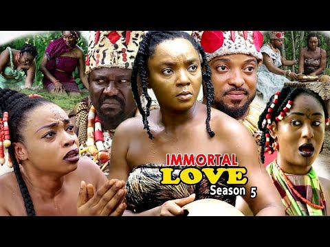 Immortal Love Season 5 - Chioma Chukwuka 2018 Latest Nigerian Nollywood Movie Full HD | 1080p