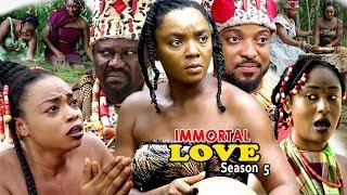 Immortal Love Season 5 - Chioma Chukwuka 2018 Latest Nigerian Nollywood Movie Full HD | 1080p