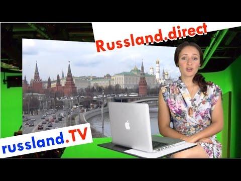 Krisenstimmung in Russland? [Video]