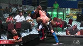 AFC MMA: Stephon Reese vs Chris Cornelius