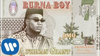 Burna Boy - Omo (Official Audio)