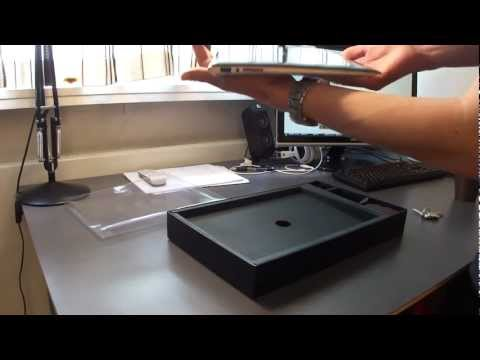 Zenbook Prime UX31A Unboxing [HD-720p]