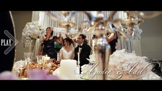 The BEST Persian Wedding - Azadeh & Adel's Vancouver Persian Wedding