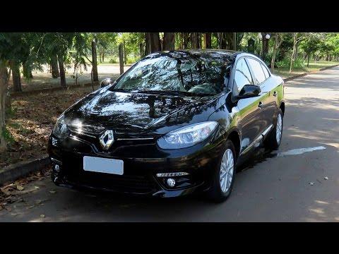 Renault Fluence Dynamique Automático CVT 2016 - consumo, impressões - www.car.blog.br