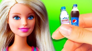30 COOL BARBIE DOLL LIFE HACKS
