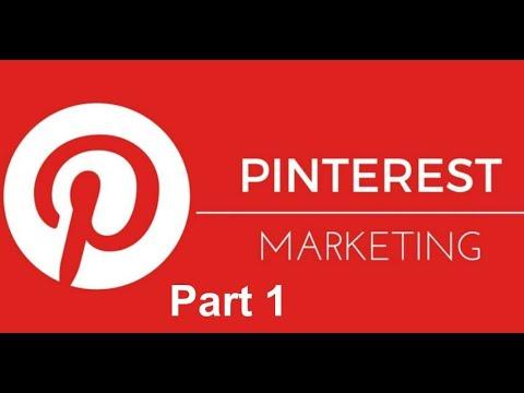 Pinterest marketing tutorial 1   Full Course of pinterest marketing part 1  