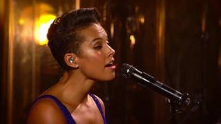 Kathleen Battle & Alicia Keys Sing 'Ave Maria/Not Even the King' at Black Ball 2014