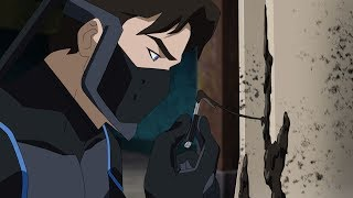 """Young Justice: Outsiders - """"Bedlam"""""""