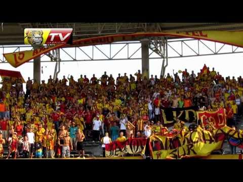 """Lobo Sur Pereira vs Valledupar 2015"" Barra: Lobo Sur • Club: Pereira"