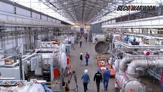 SECO/WARWICK | Factories in Poland