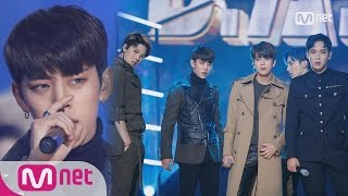 [B.A.P - Skydive] Comeback Stage | M COUNTDOWN 161110 EP.500