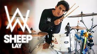 SHEEP (Alan Walker Relift) - Lay | Drum Remix *Batería*
