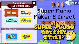 Top 5 Coolest Jumps   Super Mario Odyssey - Самые лучшие видео