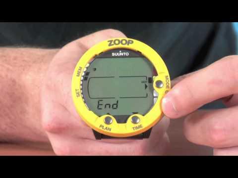 Suunto Zoop Dive Computer – www.simplyscuba.com