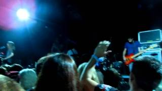 Chiodos ~ Stratovolcano Mouth 7/31/11