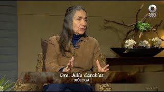 Conversando con Cristina Pacheco - Julia Carabias