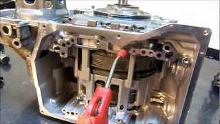 09G / TF60SN Transmission Re-Assembly - Transmission Repair