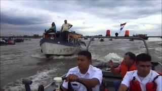 preview picture of video 'PROCESIÓN NÁUTICA en PILAR 11 / 10 / 2013'