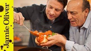 Meatball Sub | Gennaro Contaldo & Jamie Oliver