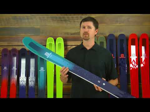Salomon QST Lumen 99 Skis - Women's