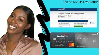How to Apply for Capital One Credit Cards