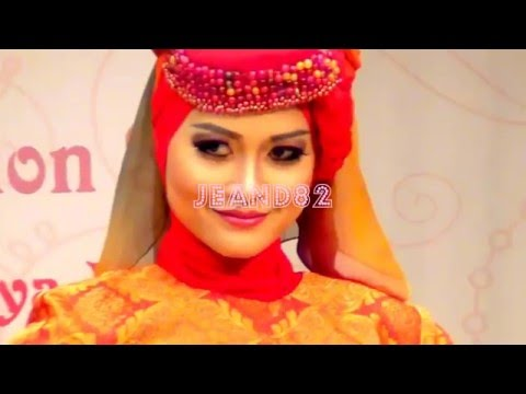 Video LOMBA FASHION SHOW KREASI HIJAB CASUAL~EVENT ROSY'ELL BOUTICK HONGKONG(JEAND82)