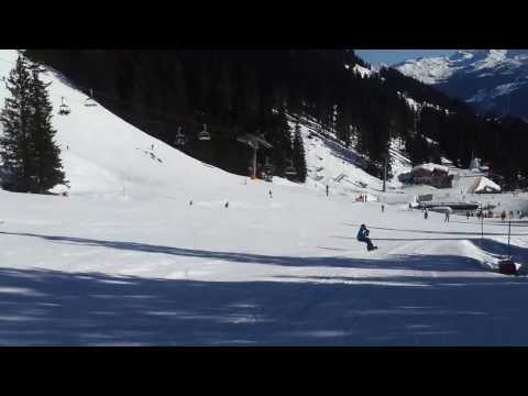 Alpine Snowboarding April 2013